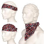 Bandana 3 in 1 Rebel