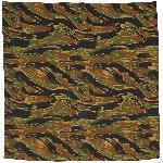 Bandana Tiger Stripe