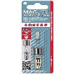 Becuri Xenon pentru Maglite cu 4 baterii