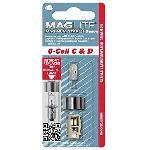 Becuri Xenon pentru Maglite cu 6 baterii