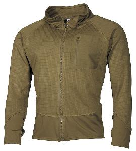 Bluza Termica US Tactical, Coyote