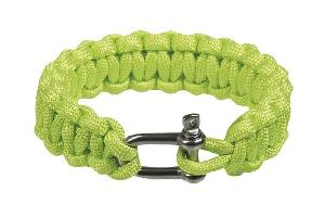 Bratara Paracord 15mm Verde
