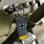 Breloc Metal Emailat, Aripa BF-109 Messerschmitt