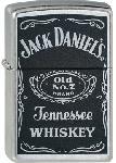 Bricheta Zippo Jack Daniel's Label