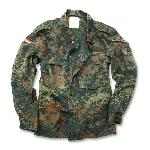 Camasa Germania, Camuflaj Flecktarn, Surplus Militar