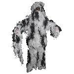 Costum Gillie camuflaj iarna