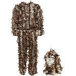 Costum Hunter Ghillie Camuflaj 3D