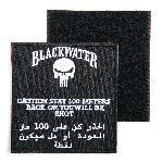 Ecuson Blackwater cu Velcro