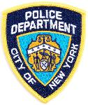 Ecuson Brodat NYPD