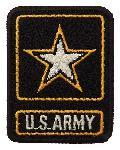 Ecuson Brodat US Army