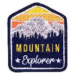 Ecuson Broderie Mountain Explorer