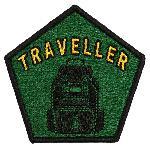 Ecuson Broderie Traveller