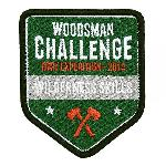 Ecuson Broderie Woodsman Challenge