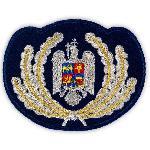 Ecuson Coifura Ofiteri Jandarmi