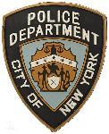 Ecuson PVC 3D NYPD