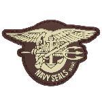 Ecuson PVC Navy Seals, Maro