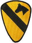Ecuson US Cavalry