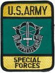 Ecuson US Special Forces