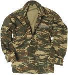Field Jacket, Armata Grecia