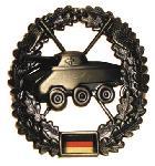 Insigna Bereta Trupe Mecanizate