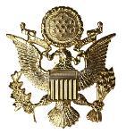 Insigna Stema U.S.A.