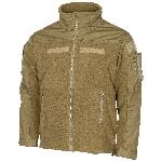 Jacheta Fleece COMBAT, Coyote