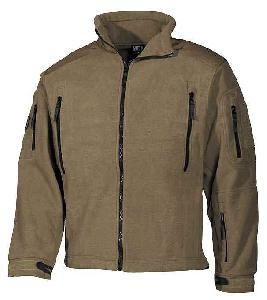 Jacheta Fleece HEAVY-STRIKE Coyote