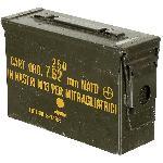 Lada Munitie US, M19A1, Calibrul 30/7.62