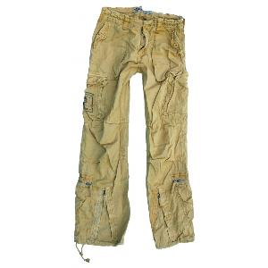 Pantaloni Commando ''Road Star'' Bej