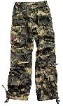 Pantaloni Commando ''Road Star'' Woodland