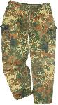 Pantaloni Surplus Germania Camuflaj Flecktarn
