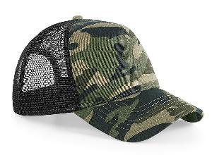 Sapca Trucker, Camuflaj Jungle