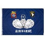 Steag Airborne Albastru