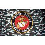 Steag US Marine Corps Camuflaj