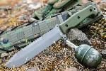 Survivalist X AUS-8 TacWash Green, Kizlyar Supreme