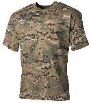 Tricou Camuflaj Multicam