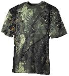 Tricou Hunter verde