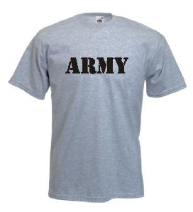 Tricou imprimat ARMY New
