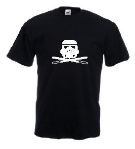 Tricou imprimat Pirate Stormtroopers