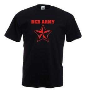 Tricou imprimat Red Army 2