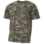 Tricou Subtire, Camuflaj AT-Digital